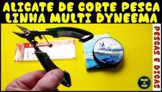 Alicate de Corte e Linha de Pesca Dyneema | Unboxing [Pescas e Dicas]