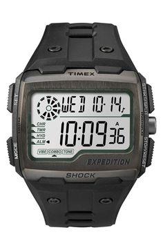 Timex® Resin Digital Watch, 50mm