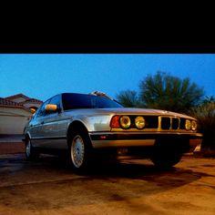 My 1994 BMW 525i