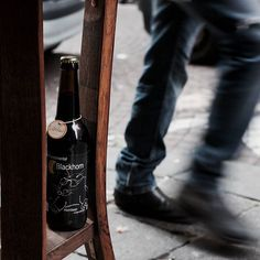 Hornbeer The Fundamental Blackhorn Imperial Stout #BirraArtigianale #CraftBeer #Napoli