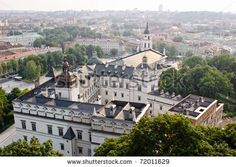 vilnius - cathedral and old town/ Unesco Word Heritage List