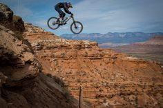 Tommy Genon - 2015 Red Bull Rampage Finals