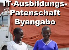 IT-Ausbildungs-Patenschaft gesucht für Mädchen und junge Frauen in Byangabo, Ruanda