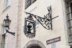 Tallinn, Estonia. | qandvictoria.wordpress.com