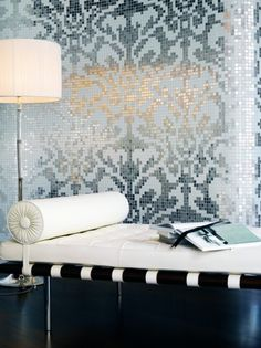 Bisazza Tile.  Swoons....