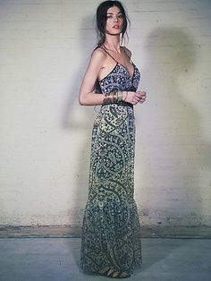 Free People Legends of Folklore Maxi