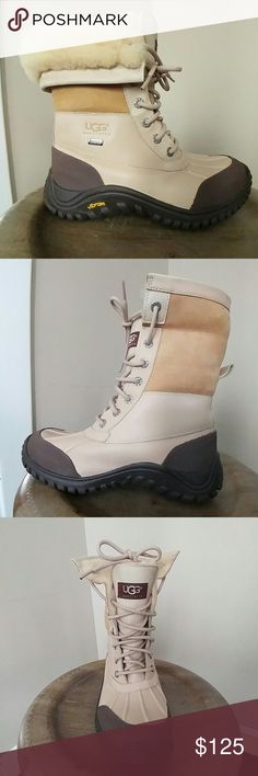 🔥UGG🔥 ADIRONDACK BOOTS PRE-OWNED, ALMOST NEW! EXCELLENT CONDITION!. NO BOX. If you have any additional questions please ask before you purchase thank you 😊 UGG Shoes Winter & Rain Boots