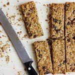low fat granola bars