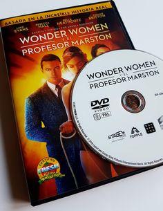 """Sony Pictures edita el 21 de Febrero de 2018 la edición en DVD de """"Wonder Women y el Profesor Marston"""", un Drama con trasfondo feminista basado en la historia real que se esconde tras la génesis de una de las superheroinas más famosas de todos los tiempos; Wonderwoman. Partiendo de la historia biográfica Basada en la vida del Dr. William Marston, psicólogo y teórico de Harvard, quien ayudó a crear el detector de mentiras y el famoso personaje ficticio de la Mujer Maravilla."""