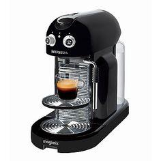 Magimix® Nespresso® Maestria Black Coffee Pod Machinev 11331 - from Lakeland