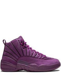 Latest Jordan Shoes, Jordan Shoes Girls, Girls Shoes, Cute Nike Shoes, Cute Nikes, Air Jordan 12 Retro, Moda Sneakers, High Top Sneakers, Jordan Tenis