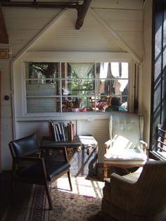 window inside the house