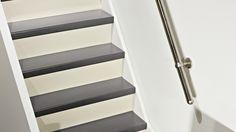 1000 images about escaliers main courante balustre garde coprs on pint - Kit renovation escalier ...