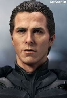 Batman - The Dark Knight Rises: Batman - Deluxe Figur, Fertig-Modell ... http://spaceart.de/produkte/bm011.php