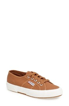 Superga 'Cotu' Sneaker (Women) available at #Nordstrom