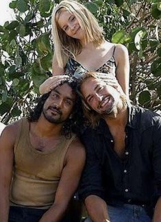Naveen Andrews, Josh Holloway y Maggie Grace Serie Lost, Josh Holloway, Maggie Grace, Lets Get Lost, Lost Love, Movies Showing, Movies And Tv Shows, Terry O Quinn, Lost Tv Show