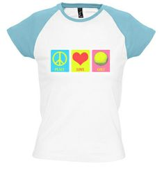Peace Love Golf. #peace #love #golf  #tshirt