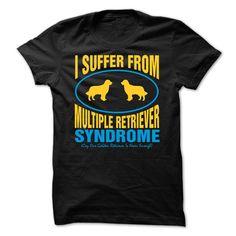 Multiple Retriever Syndrome (for Golden Retrievers lovers)