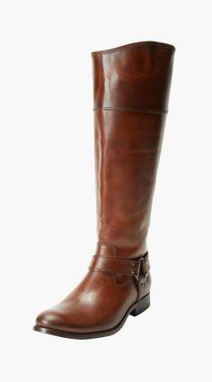 FRYE Melissa Harness Boot