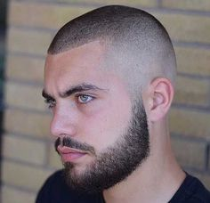 High and Tight Buzz Cut - Crew Cut Haircut