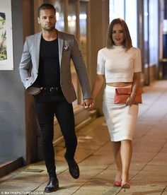 She means business! Stephanie Waring recently went public for the first time with Apprentice star James Hill