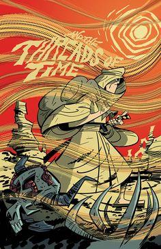Samurai Jack by Andy Suriano
