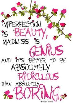 Beautiful Marilyn Monroe Quote