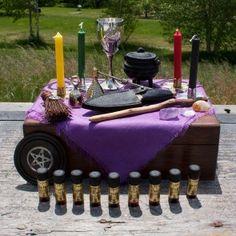 Deluxe Altar Set
