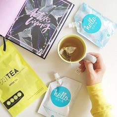 Saturday nights in call for hair hydration and detoxification with @ohhellohair and our DETOX TEA. Our DETOX TEA is made from a combination of black tea with anise, fennel and cardamom to provide a gentle and cleansing tea that can aid in digestion and help detox your system.  Beautifully packaged in luxurious silk pyramid tea bags and available in 15, 30, 45 and 60 serves. Shop now at www.coffeenotcoffee.com.au