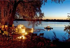 The Tongabezi Lodge Zambia has for long been hailed amongst those newlywed couples and honeymoon seekers who wish to embark onto the journey of life in a grand manner.