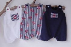 Neugeborenes Baby Boy Kleidung nautische von PetiteCousine auf Etsy