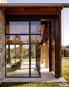 Walker-Warner Architects - WOODSIDE RESIDENCE 1