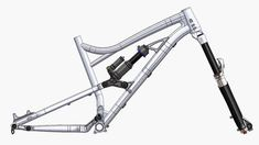 Bionicon System GIF Mountain Bike Parts, Mountain Bike Action, Full Suspension Mountain Bike, Mountain Biking, Mtb Frames, Paint Bike, Mountian Bike, Downhill Bike, Bike Frame