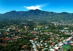 San Jose, Costa Rica. I toured the entire country in 1 day. Impeccable views & scenery & some of the best food I've ever had. Simply amazing.