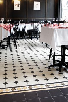 At Designworks Tiles we can provide a unique service for hospitality projects within bars, pubs, busy commercial kitchens, restaurants and hotels. Stockholm, Victorian Tiles, Victorian Furniture, Style Tile, Cafe Interior, Interior Design, Tile Patterns, Historic Homes, Tile Design