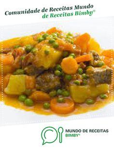 Jardineira de RuiEduarda. Receita Bimby<sup>®</sup> na categoria Pratos principais Carne do www.mundodereceitasbimby.com.pt, A Comunidade de Receitas Bimby<sup>®</sup>.