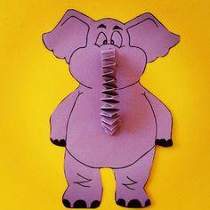 elephant craft idea for kids (4)