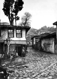 1918, Thessaloniki, Andokidou St / Οδός Ανδοκίδου - 1918