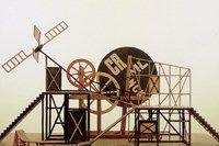 Liubov Popova, Maquette for Magnanimous Cuckold, 1929