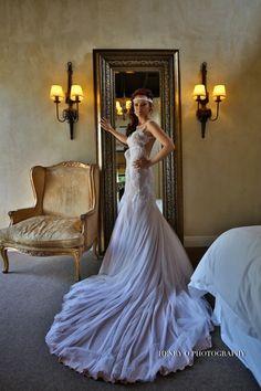The Spectacular Sunset Wedding of Larissa & Juan Sunset Wedding, Mermaid Wedding, Wedding Styles, Wedding Dresses, Photography, Fashion, Bride Dresses, Moda, Bridal Gowns