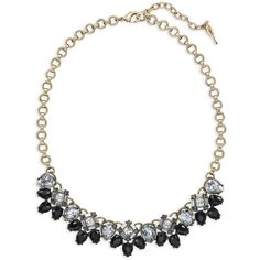 Midnight Palace Collar Necklace | Chloe + Isabel ($44) ❤ liked on Polyvore featuring jewelry, necklaces, chloe isabel jewelry, collar necklace and collar jewelry