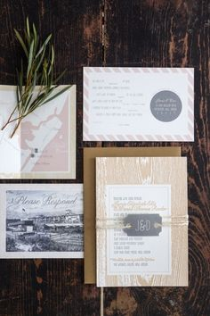 Local Bridal Guide: Design Your Custom Wedding Invitations At One of These Gorgeous Philly-Area Studios - Philadelphia Wedding Philadelphia Wedding, Custom Wedding Invitations, Paper Goods, Signage, Studios, Stationery, Fairy, Bride, Design