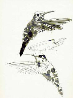 hummingbird -Sara singh
