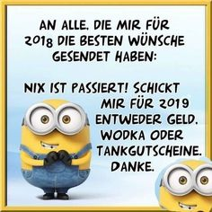 Silvester – new years quotes Year Quotes, Quotes About New Year, Quotes For Him, Funny Puns, Funny Quotes, Hilarious, Funny Humor, Happy New Year 2019, Merry Christmas And Happy New Year