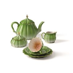 Asprey tea set