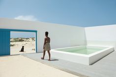 Gallery of House in Estoril Beach / José Adrião Arquitectos - 1