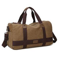 ZeleToile Unisex Canvas Weekend Bag Holdall Large Handbag... https://www.amazon.co.uk/dp/B00U78LYPU/ref=cm_sw_r_pi_dp_x_UhU2ybPHHZX6X