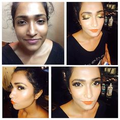 #makeupartistShruti #makeuplove #makeupaddicted #webstagram #realtechniques #tweegram #TagsForLikes #igers #absoluetlynofilter #futuremua #palettes #eyeliner #lip #lips #tar #concealer #foundation #powder #eyes #eyebrows #lashes #glue #glitter #crease #primers #base #beauty #beautiful #practicemakesperfect #ProfessionalMakeupCourse @chandnisinghsalon