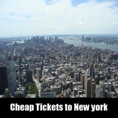 Enjoy your holiday in New York this summer. Visit our website for cheap tickets booking.