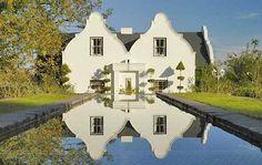 Kurland, Near Plettenberg Bay, Garden Route, South Africa Knysna, Colonial Architecture, Architecture Details, Residential Architecture, Great Places, Beautiful Places, Cape Dutch, Dutch House, Dutch Colonial